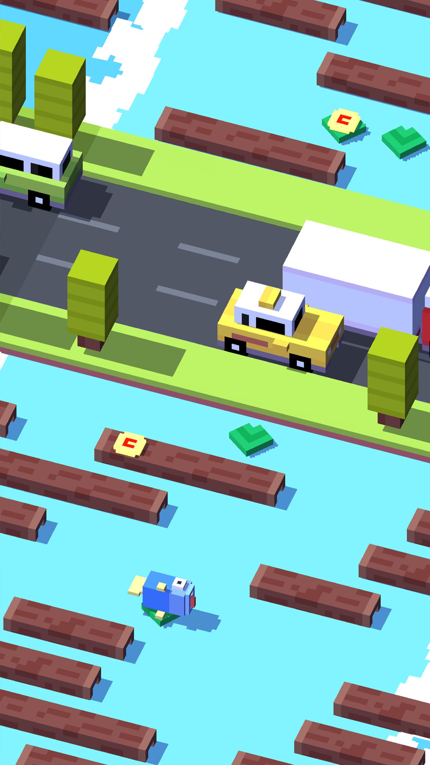 Crossy Road screenshot #6