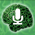 brainRec Voice Recorder Adfree logo