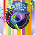 New Year Photo - Party Now icon