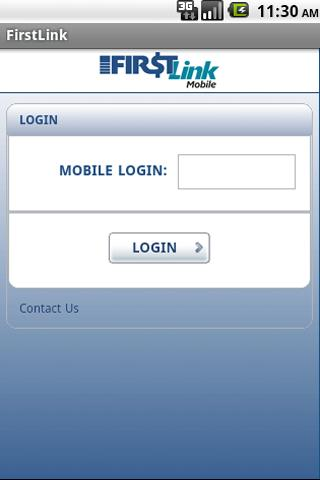 FirstLink Mobile - screenshot