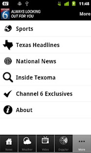 NewsChannel 6 – Wichita Falls - screenshot thumbnail