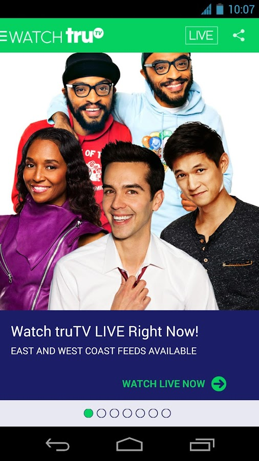 Watch truTV- screenshot