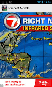 WSVN Hurricane Tracker screenshot 3