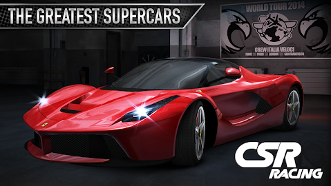 CSR Racing Screenshot 4