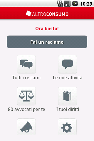 Ora basta! - screenshot