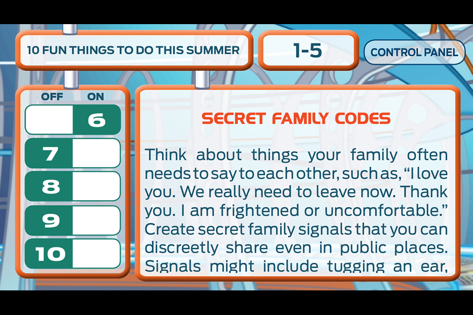 LifeWay VBS Agency D3- screenshot