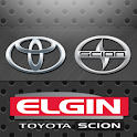 Elgin Toyota Scion DealerApp logo