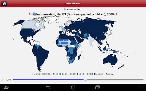 HealthStats DataFinder - screenshot thumbnail