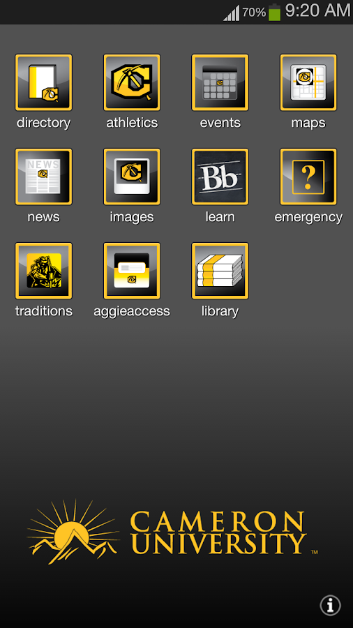 iCameron - Android Apps on Google Play Cameron Blackboard