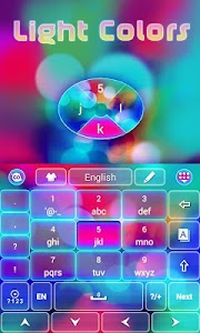 Light Colors Keyboard v1.61.15.11