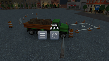 Screenshot of Little Truck Parking 3D