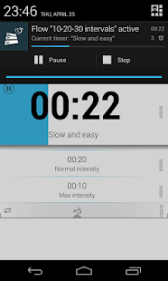 Flow Timer - screenshot thumbnail