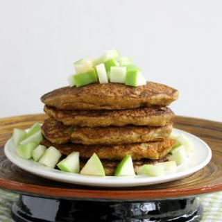 Apple Chai Pancakes