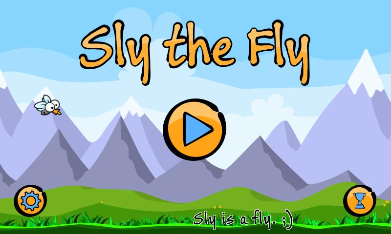 Sly the Fly- screenshot