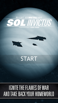 SOL INVICTUS: The Gamebook