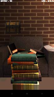 BookTowerゲーム中画面