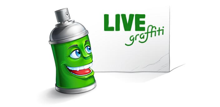 Живое Граффити - программа рисования для андроид