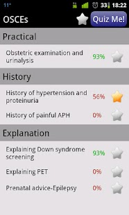 Obstetrics and Gynaecology Aid - screenshot thumbnail