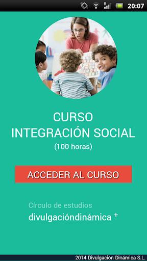 Curso de Integración Social