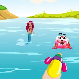 玩免費休閒APP|下載상어의 캐주얼 게임을 내려 쳐 app不用錢|硬是要APP
