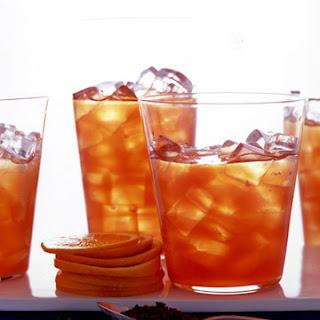 Raspberry Rosehip Iced Tea.