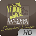 Lalanne Immo HD logo