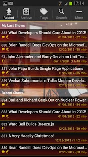 .NET Rocks- screenshot thumbnail