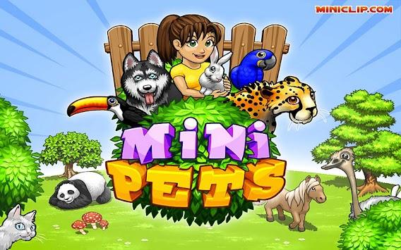 Mini Pets APK screenshot thumbnail 1