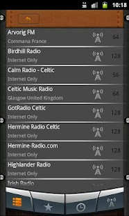 Celtic Radio - screenshot thumbnail