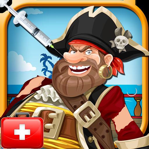 海盗医生 - 外科游戏 LOGO-APP點子