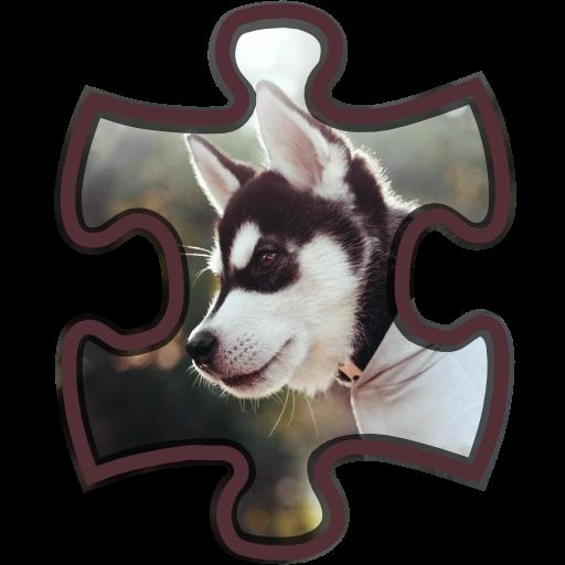 Husky Puzzle LOGO-APP點子
