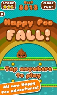 Happy Poo Fall - screenshot thumbnail
