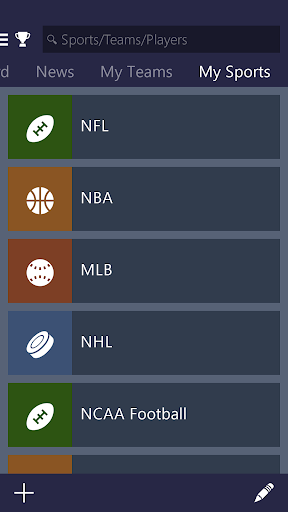 Download MSN Sports - Scores & Schedule on PC & Mac with AppKiwi APK