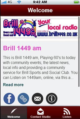 Brill 1449 Listen Now