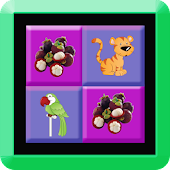 Memory Training, Fruit Puzzle