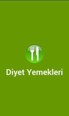 Diyet Yemekleri - screenshot