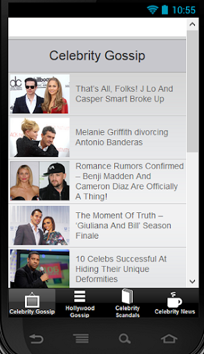 Celebrity News And Gossips