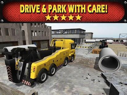 Ultimate Crane Parking
