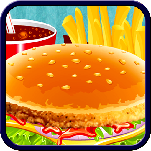Delicious Burger LOGO-APP點子
