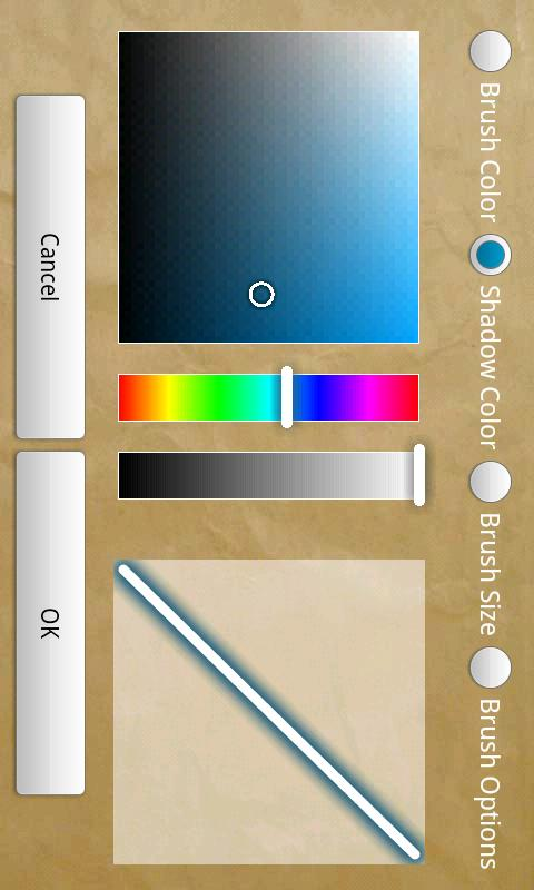 Scribbler Pro - Drawing app - screenshot