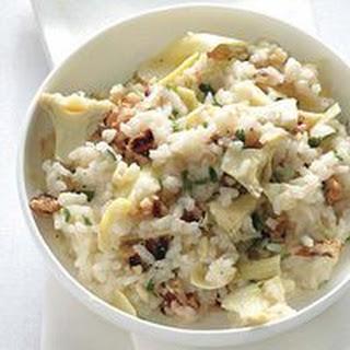 Lemon-Artichoke Risotto Recipe