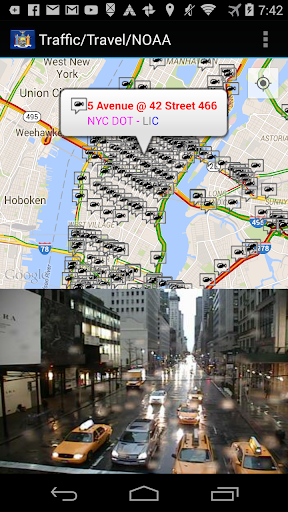 New York Traffic Cameras