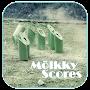 Molkky Scores