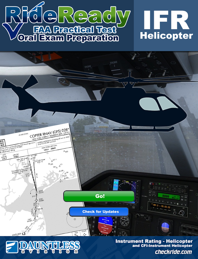 Instrument Rating Helicopter- screenshot