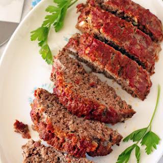 Tex-mex Meatloaf.