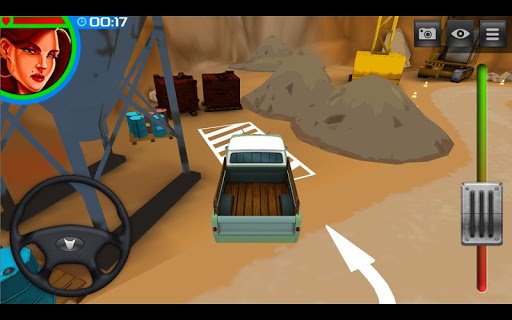3D Truck Simulation