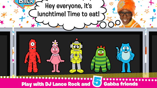 玩免費教育APP|下載Yo Gabba Gabba! Tummy Party app不用錢|硬是要APP