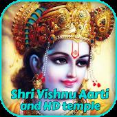 Vishnu Aarti And 3D Temple