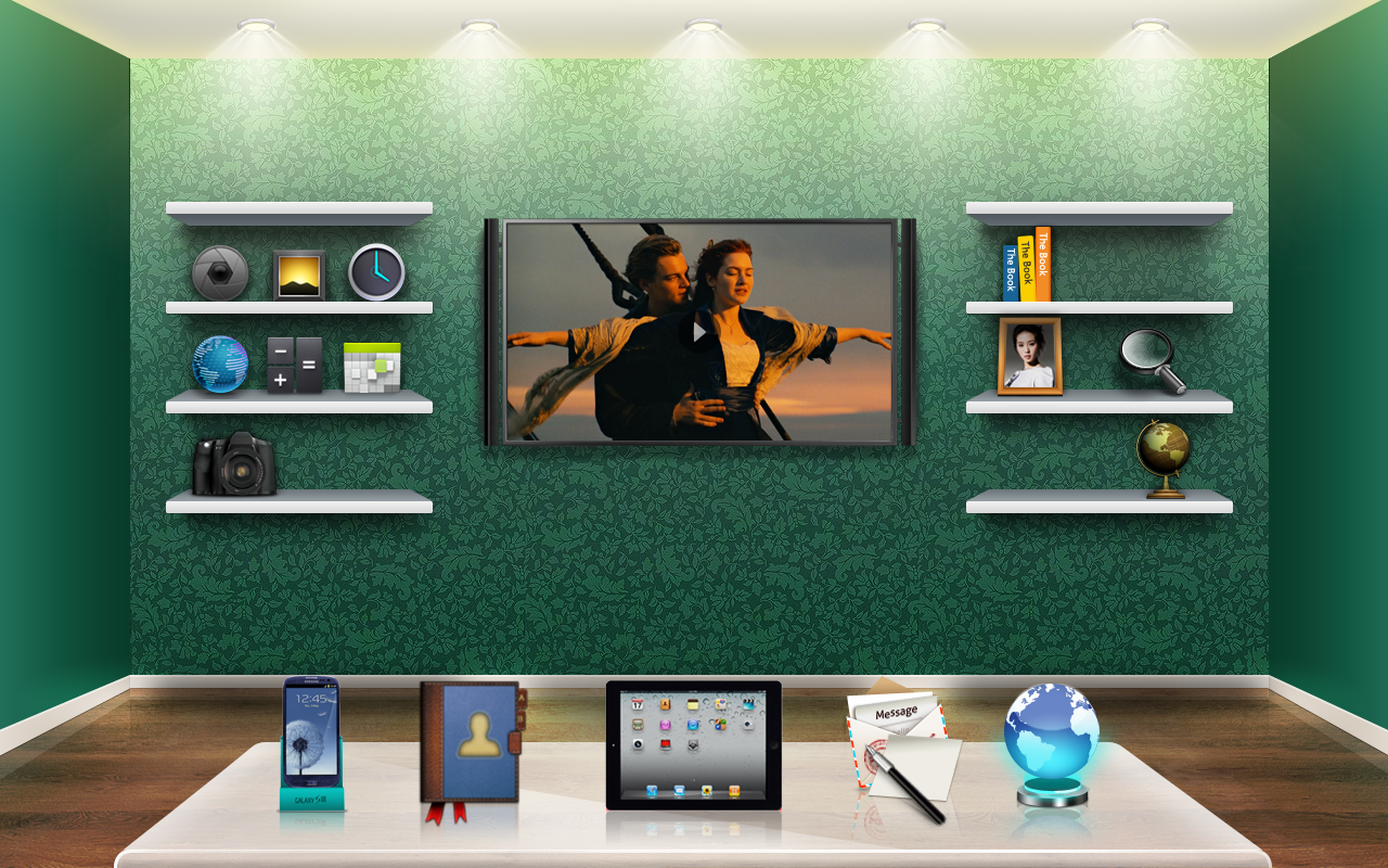 3d home hd android apps on google play. Black Bedroom Furniture Sets. Home Design Ideas