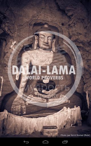 Dalai lama Buddha quotes